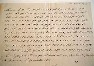 napoleon39s secret coded kremlin letter on sale With napoleon letters for sale