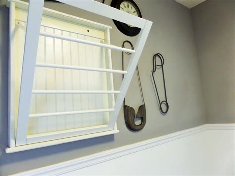 Laundry Room Update { Beadboard Paintable Wallpaper