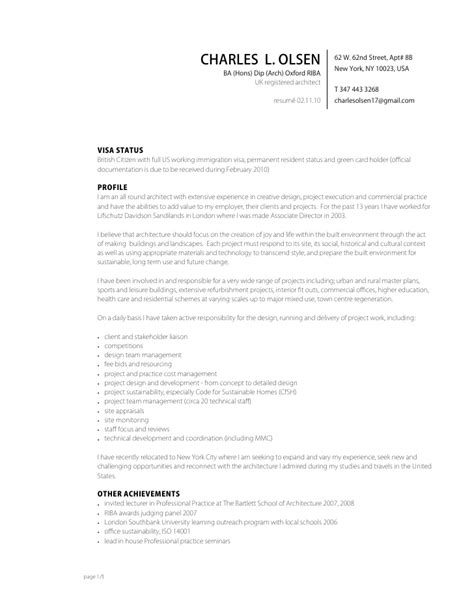 resume template for gren card 2010 02 16 cv resume charles lr