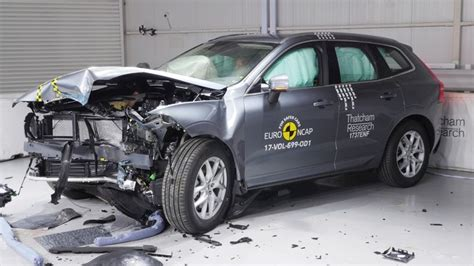 si鑒e auto crash test ncap crash test a 5 stelle per 8 auto volvo sfiora l eccellenza sicurauto it