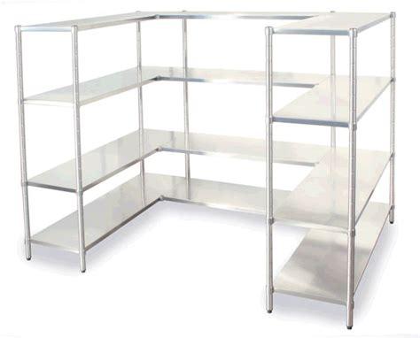 scaffali in acciaio inox scaffali per magazzino in acciaio inox aisi 304