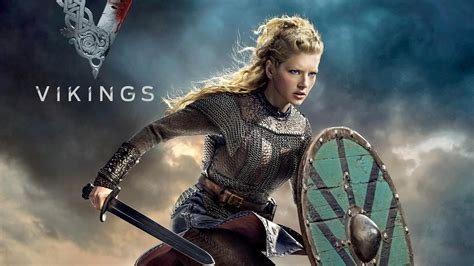wallpaper vikings katheryn winnick lagertha hd tv