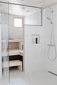 Heizkörper Für Badezimmer : die besten 25 badezimmer mit sauna ideen auf pinterest ~ Lizthompson.info Haus und Dekorationen