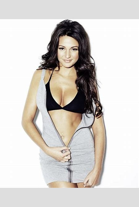 Michelle Keegan beats Jennifer Lawrence and Kendall Jenner to be FHM sexiest woman in the world