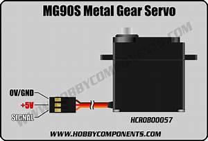 Mg90s Metal Gear Servo