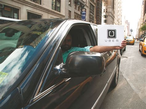 Uber Doubles Number Of Drivers—just As Bill De Blasio