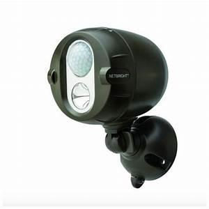 Outdoor flood security spot light lighting motion sensor