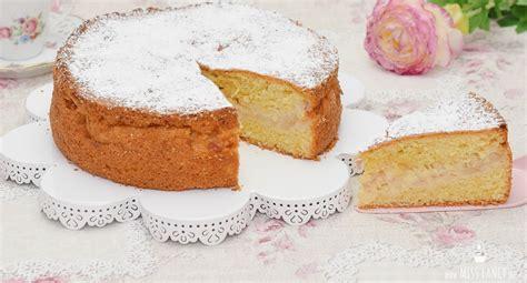 apfelkuchen mit ruehrteig  fancy food  blog