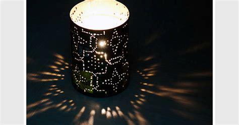 creative cool candles  projectors  votive candle