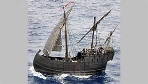 Historic Replica Caravel Notorious At Bermagui