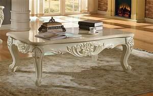 blake pearl white traditional marble coffee table with With coffee table with gold accents