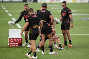 NRL grand final 2020: Penrith Panthers' star Brent Naden ...