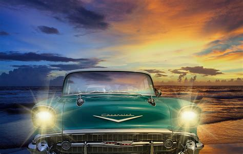 Car Wallpaper Retro by Chevrolet Retro Classic Vintage Car Hd Cars 4k