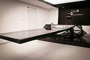 Design Schreibtisch Weiß : designer schreibtisch modelle zum inspirieren ~ Heinz-duthel.com Haus und Dekorationen