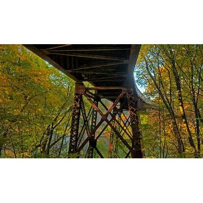 Rosendale Trestle New York (© Greg Miller