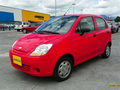 2008 Chevrolet Spark  Pictures, Information And Specs