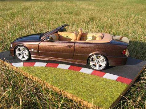 bmw m3 e36 cabriolet miniature jantes e92 interieur cuir biton ut models 1 18 voiture