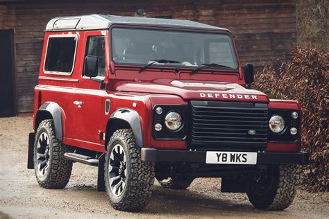 Land Rover Defender Works V8 Uncrate