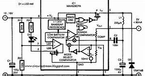 Simple Switch Mode Voltage Regulator Wiring Diagram