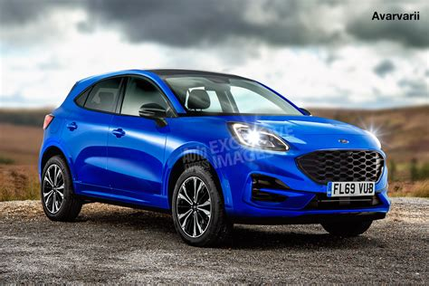 ford puma pictures auto express