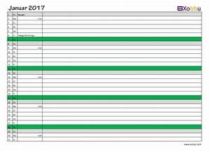 Kalender Juni 2017 Zum Ausdrucken : kalender 2017 januar gruen xobbu ~ Whattoseeinmadrid.com Haus und Dekorationen