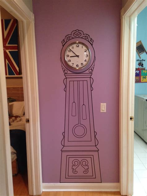 Ikea Grandfather Clock Bookcase by Grandfather Clock Sticker From Ikea For The Home