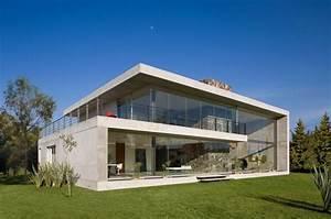 beautiful maison cubique moderne plain pied ideas With beautiful plan de maison cubique 8 maison cubique cube ou carree en ossature bois par votre