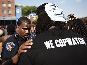 As Ferguson Names New Black Police Chief, African-American ...