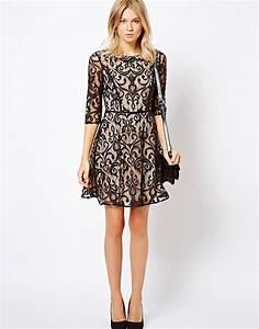 Welche Strumpfhose Zum Schwarzen Kleid : hochzeitsgast outfit beratungs thread ~ Eleganceandgraceweddings.com Haus und Dekorationen