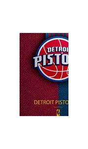 Wallpapers Detroit Pistons Logo | 2021 Basketball Wallpaper