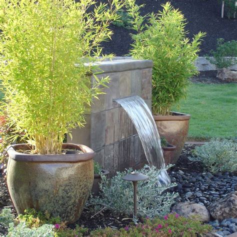 garden features outdoor extravagant modern outdoor fountain for enhancing your garden s beauty stone