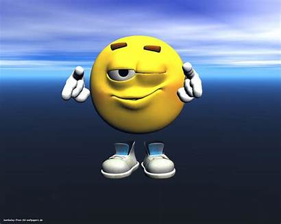 Smiley Faces Wallpapers Desktop Emoticons Smileys 3d