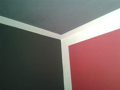 Wand Farbig Absetzen by Fernseher Abstand Zur Wand M 246 Bel Design Idee F 252 R Sie