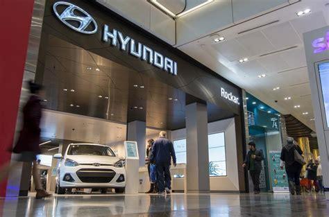 rockar hyundai digital car store opens  london
