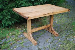 Convertible Patio Bench by Small And Narrow Diy Pine Trestle Dining Table For Saving