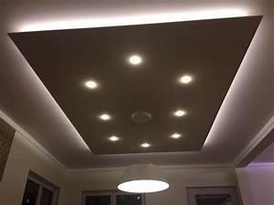 Decke Abhängen Beleuchtung : decke abh ngen beleuchtung ~ Markanthonyermac.com Haus und Dekorationen