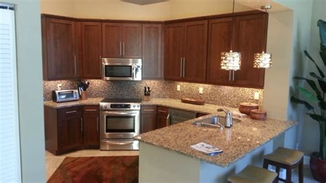 Cabinet Refacing Pictures Before & After  Kitchen Facelifts