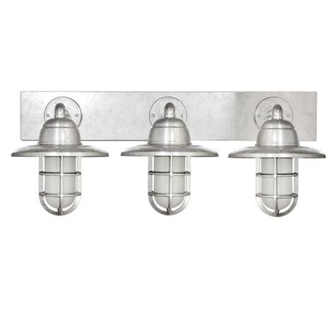 Industrial Vanity Light by Atomic Industrial Guard Vanity Light Barn Light
