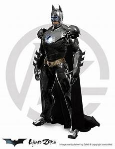 Batman Ironman crossover Suit | Comic Books | Pinterest ...