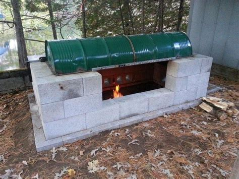 How To Build A Rotisserie Pit Bbq