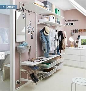 Dressing Ikea Angle : ik a dressing modulable ~ Teatrodelosmanantiales.com Idées de Décoration
