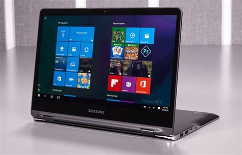 samsung notebook  spin review full review  benchmarks