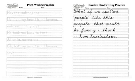 handwriting help for of all ages 11 and