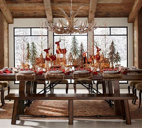 chandelier barn faux antler chandelier pottery barn