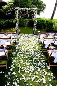 67 best outdoor wedding aisle decor images on pinterest With outdoor wedding aisle decor