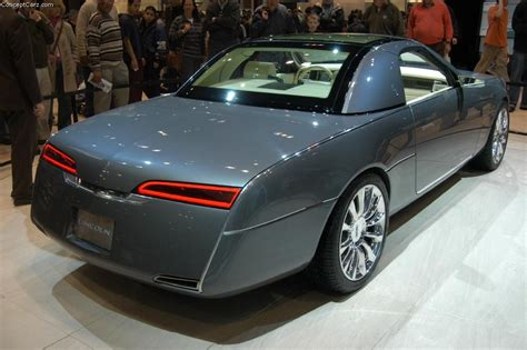 lincoln mark  concept image httpswwwconceptcarz