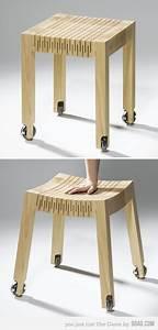 Ausgefallene Möbel Ideen : flexible chair woodworking great ideas pinterest m bel st hle und holz ~ Markanthonyermac.com Haus und Dekorationen