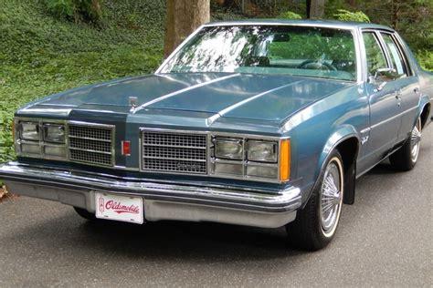 Pristine Failure: 1978 Oldsmobile Delta 88 Diesel