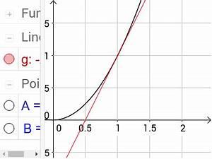 Mittlere änderungsrate Berechnen : geometrische veranschaulichung der momentanen nderungsrate geogebra ~ Themetempest.com Abrechnung
