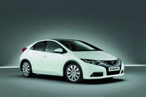 New 2012 Honda Civic Hatchback Revealed Autotribute